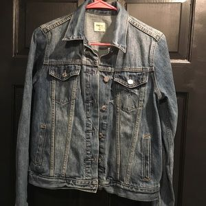 Gap Icon Denim Jacket Sz Small